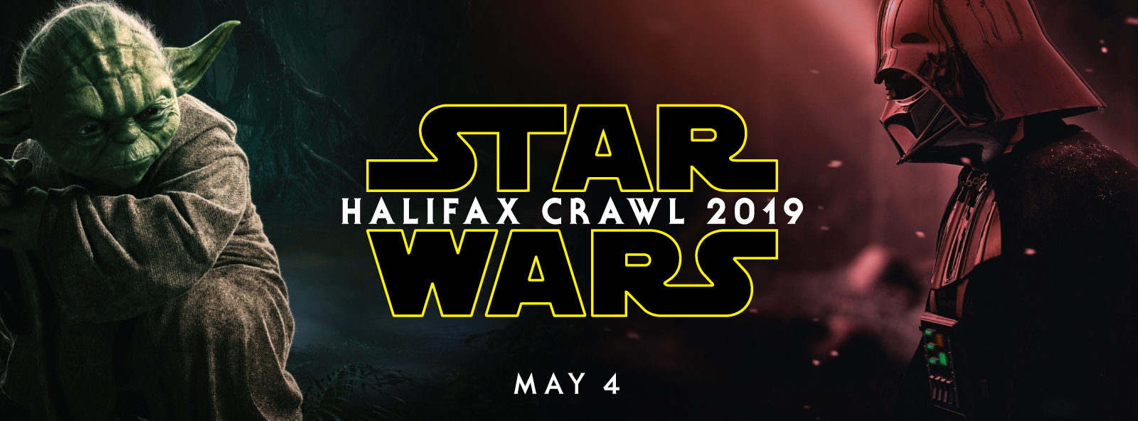 2nd Annual Star Wars Crawl - Dart Frog Events